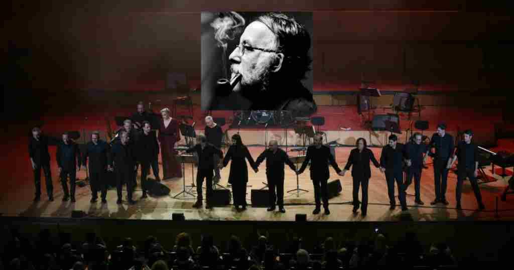 Μια συναυλία γεμάτη συγκίνηση, που σίγουρα ο καθένας θα κρατήσει στη μνήμη του για καιρό…