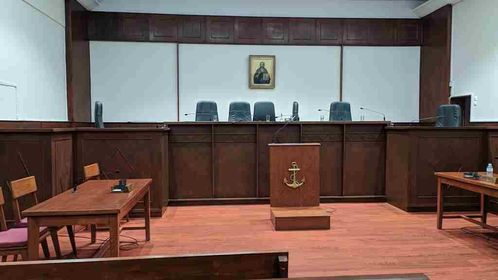 Κόλαφος για Παγώνη η πανηγυρική αθώωση του διοικητή του Λιμενικού Σταθμού Κιάτου