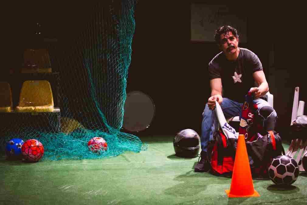 FOOTBALL, το παιχνίδι της ανθρωπότητας – στον πολυχώρο Τέχνης και Πολιτισμού «Μαρία Δημητριάδη»