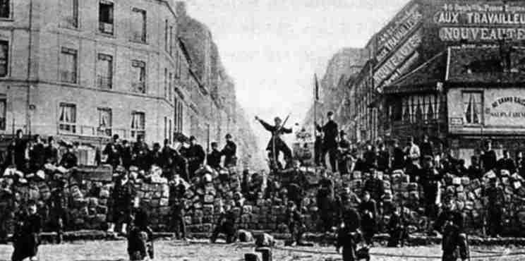«Κομμούνα των Παρισίων» – 149 χρόνια από την πτώση της