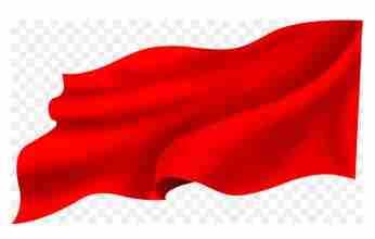 Bandiera rossa…γιατί δεν του κάνει τα χατίρια !