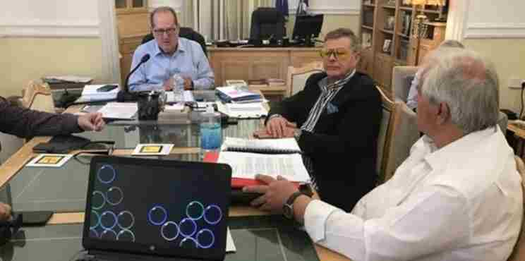 Πολιτική μοιρασιά ή κάτι άλλο θυμίζει η απορρόφηση αναπτυξιακών εταιρειών της περιφέρειας Πελοποννήσου ;