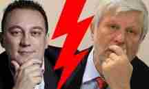 Τατούλης Vs Βλάσης – Για «πολιτικό κωλοπαιδισμό» κάνει λόγο ο πρώην περιφερειάρχης !