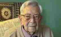 Απεβίωσε σε ηλικία 112 ετών ο γηραιότερος άνδρας στον πλανήτη