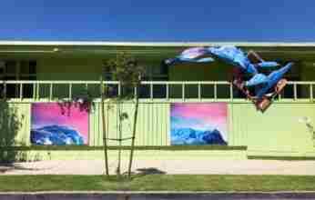 Έκθεση σύγχρονης τέχνης κατέκλυσε δρόμους του Λος Άντζελες