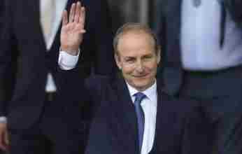 Ο κεντρώος Μάικλ Μάρτιν νεός πρωθυπουργός της Ιρλανδίας