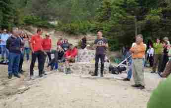 Δυναμικό παρών του δήμου Σικυωνίων στον αγώνα κατά των ανεμογεννητριών στη Ζήρεια