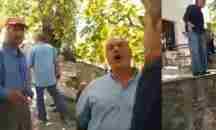 Ψευτομαγκιές Μπέου στις Σταγιάτες – «φύγε ρε κοπρίτη» από τους κατοίκους