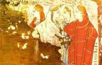 Οι αρχαίοι ζωγραφικοί πίνακες του Σπηλαίου στα Πιτσά ,του Δήμου Ξυλοκάστρου – Ευρωστίνης