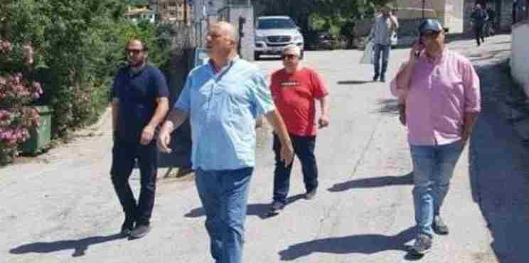Μήνυση κατά  Μπέου καταθέτουν οι κάτοικοι των Σταγιατών