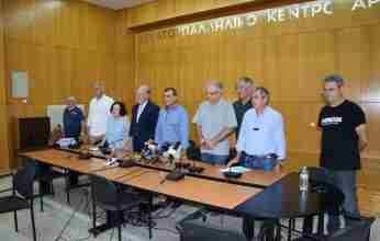 Συνάντηση φορέων και αυτοδιοικητικών που αντιπαλεύουν το ΣΔΙΤ Πελοποννήσου