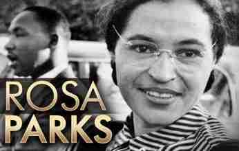 Rosa Parks: «Η ηρωίδα του λεωφορείου»