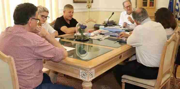 Υπογράφηκε προγραμματική σύμβαση για μητρώο γεφυρών της Περιφέρειας Πελοποννήσου
