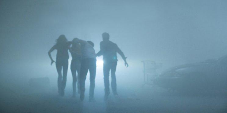 Η ομίχλη μπαίνει από παντού στο σπίτι