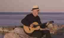 Την Ύδρα του Λέοναρντ Κόεν τραγουδά ο Ντέιβιντ Γκίλμορ των Pink Floyd