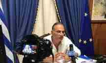 """Με """"επιθετική"""" δήλωση ο Πιτσάκης αποδομεί το story της παραίτησης  Καϋλάνη"""