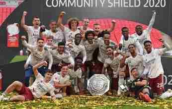 Η Άρσεναλ κατέκτησε το Community Shield