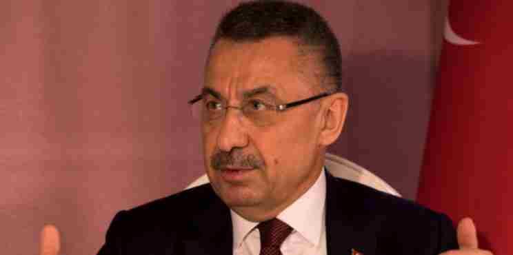 Παραλήρημα απο τον αντιπρόεδρο της Τουρκίας για τα 12 μίλια: «Αν αυτό δεν είναι casus belli, τότε τι είναι»;