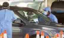 Πάνω από 2.000 νεκροί από COVID-19 σε 24 ώρες στις ΗΠΑ