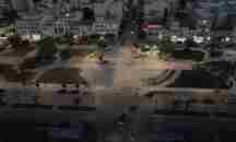 Τα φώτα άναψαν…ωστόσο άγνωστο παραμένει πότε θα ολοκληρωθεί η πλατεία «Περιβολάκια» στην Κόρινθο