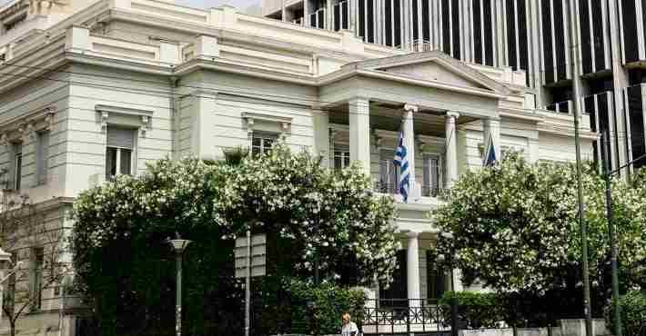 Διαψεύδουν τον Γενικό Γραμματέα του ΝΑΤΟ περί έναρξης συζητήσεων μεταξύ Ελλάδας και Τουρκίας