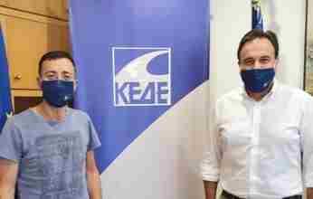 Πανευρωπαϊκό Συνέδριο Νεολαίας εισηγήθηκε ο Σταματόπουλος στην ΚΕΔΕ