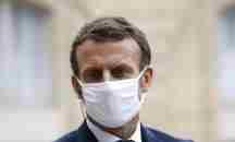 Γαλλία: Lockdown σε όλη τη χώρα ανακοίνωσε ο Μακρόν