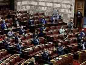 Απορρίφθηκε η πρόταση μομφής κατά Σταϊκούρα με τις ψήφους των κυβερνητικών βουλευτών
