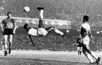 Στις 23 Οκτωβρίου 1940 γεννήθηκε ο άνθρωπος που έγινε συνώνυμο του ποδοσφαίρου