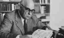 Στις 24 Οκτωβρίου 1963 απονεμήθηκε το βραβείο Νόμπελ στον Γ. Σεφέρη