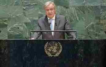Μήνυμα Αντ. Γκουτέρες για την 75η επέτειο του ΟΗΕ