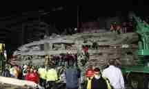 Σεισμός στη Σμύρνη : 17 νεκροί και 709 τραυματίες