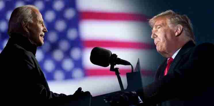 Τραμπ vs Mπάιντεν: «Μάχη» στήθος με στήθος για τους 270 εκλέκτορες