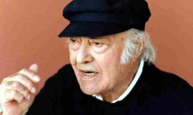 Ο νομπελίστας ποιητής Οδυσσέας Ελύτης