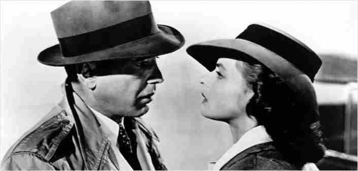 """Στις 26 Νοεμβρίου 1942  έκανε την παγκόσμια πρεμιέρα της η θρυλική ταινία """"Καζαμπλάνκα"""""""