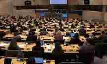 Κύμα αντιδράσεων για ομιλία του καταδικασμένου ναζιστή Λαγού στην Ευρωβουλή