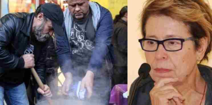 Δήμητρα Γαλάνη: Ουδέποτε κάλεσα τη δημοτική αστυνομία να παρέμβει σε συσσίτιο στον Κεραμεικό