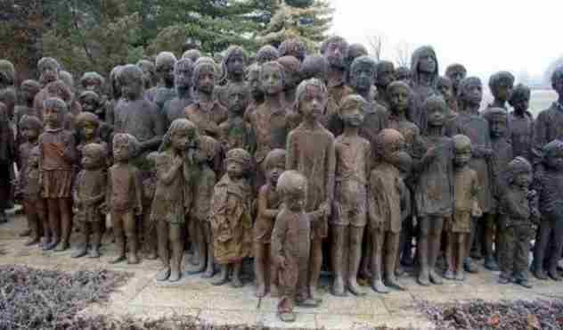 Η μαύρη επέτειος της εκτέλεσης 120 παιδιών από τους Nαζί