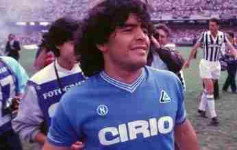Ντιέγκο Αρμάντο Μαραντόνα : 30/10/1960 – 25/11/2020
