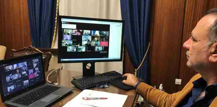 Μεγάλη η συμμετοχή στο διαδικτυακό σεμινάριο του Επιμελητηρίου Κορινθίας