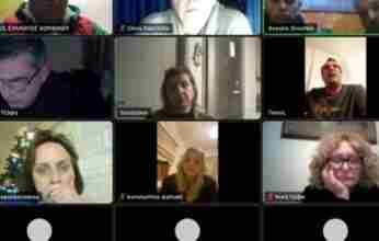 Τηλεδιάσκεψη των λιανεμπόρων της Κορίνθου σχετικά με τα νέα μέτρα του click away
