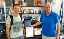 Με «σφραγίδα» Σταματόπουλου το 1.804.999 €  από το «Αντώνης Τρίτσης» για την αγροτική οδοποιία της Νεμέας