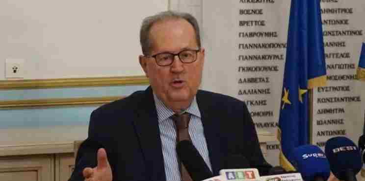 Καταψηφίστηκε ο προϋπολογισμός που εισηγήθηκε η περιφερειακή αρχή του Παναγιώτη Νίκα