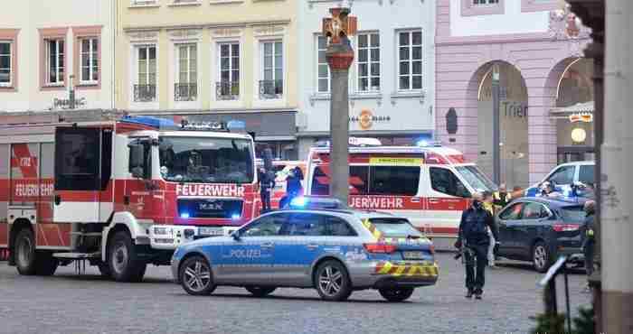 Γερμανία : Αμόκ οδηγού με νεκρούς και τραυματίες