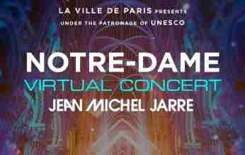 Ο Jean Michel Jarre μας προσκαλεί να αποχαιρετίσουμε το 2020 με μια εικονική συναυλία από την καρδιά του Παρισιού