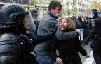 Στους δρόμους ξανά οι Γάλλοι