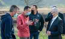 Αποσαφήνιση αρμοδιοτήτων ζητά ο Σταματόπουλος για τη διαχείριση της λίμνης Στυμφαλία
