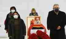 Στην Ελευσίνα το «τελευταίο αντίο» για τον Μάκη Μαΐλη