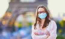 Υπουργείο Υγείας Γαλλίας: Οι πάνινες μάσκες δεν προστατεύουν από τον κορωνοϊό