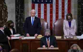Το Κογκρέσο επικύρωσε τη νίκη Μπάιντεν –  «Ομαλή μετάβαση» υπόσχεται τώρα ο Τραμπ